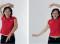 Aufwärmen – Schultergelenk: Kreisen und belasten