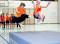 J+S-Kids – Course/Saut/Lancer: Leçon 4 «Sauter en longueur»