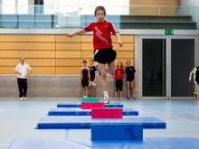 03/2012: Leichtathletik-Tests