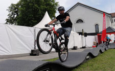 Vai all'articolo: Pumptrack: Wheelen & Bunny hop