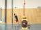 Tests d'athlétisme: 2.2 Lancer par-dessus un caisson – Niveau 2 (U8/U10)