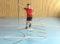 Tests d'athlétisme: 2.3 Sauts de cerceaux – Niveau 2 (U8/U10)