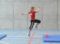 Atletica leggera – Test: 4.2 Salto degli ostacoli laterale – Livello 4 (U12/U14)