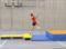 Atletica leggera – Test: 4.3 Salto in lungo dal cassone – Livello 4 (U12/U14)