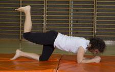 Muscoli glutei – Esercizio di base