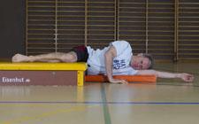 Muscles de la hanche (abducteurs) – Exercice de base
