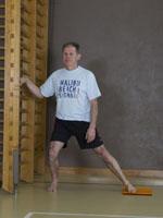 Muscles de la hanche (abducteurs) – Plus facile
