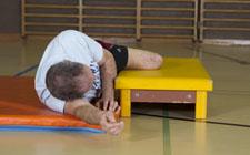 Muscles de la hanche (adducteurs) – Exercice de base