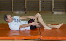 Muscles obliques de l'abdomen – Exercice de base