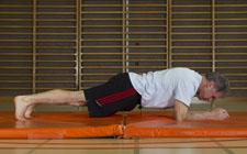 Muscles stabilisateurs du tronc – Exercice de base