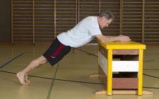 Muscles stabilisateurs du tronc – Plus facile