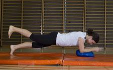Muscles stabilisateurs du tronc – Plus difficile