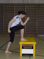 Muscles antérieurs des cuisses – Exercice de base