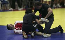 Lesioni sportive: Rottura muscolare