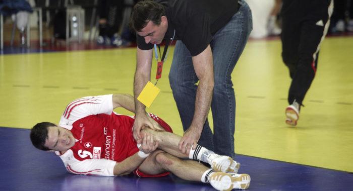 Blessures sportives: Dangers sur le terrain!