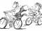 J+S-Kids – Cyclisme: Leçon 3 «Freiner et diriger l'engin»