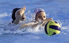 J+S-Kids – Wasserball: Lektion 4 – «Ballhandlings im Wasserball»