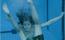 J+S-Kids – Synchronschwimmen: Lektion 1 – «Spannung»