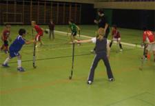 J+S-Kids – Landhockey: Lektion 8 – «Kombinationen»