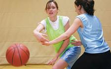 J+S-Kids – Basketball: Lektion 6 «Passen 2»