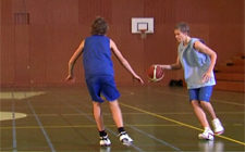 J+S-Kids – Basketball: Lektion 4 «Dribbeln 2»