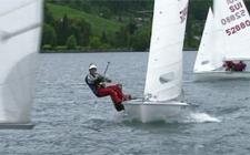 J+S-Kids – Voile: Leçon 9 «Naviguer dans le vent et croiser»