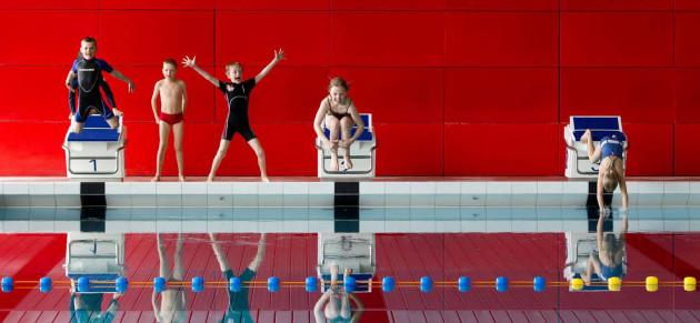 Wasserspringen: Kontrolliert abheben, sicher eintauchen