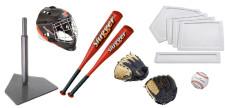 G+S-Kids – Baseball: Lezione 8 «Percorso di abilità»