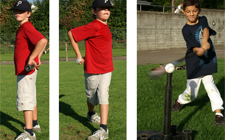 J+S-Kids – Baseball: Lektion 4 «ABC des Fangens – Feldpositionen»