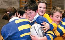 G+S-Kids – Rugby: Lezione 1 «La scoperta dell'altro»