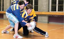 G+S-Kids – Rugby: Lezione 2 «I diritti del giocatore»