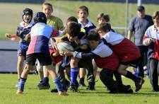 G+S-Kids – Rugby: Lezione 3 «Il tenuto»