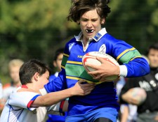 G+S-Kids – Rugby: Lezione 6 «La scoperta della lotta»