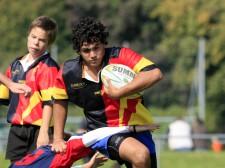 G+S-Kids – Rugby: Lezione 8 «Il duello 1:1»