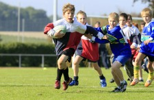 G+S-Kids – Rugby: Lezione 9 «La lotta collettiva»