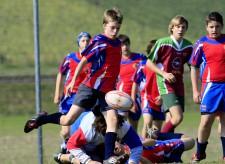 G+S-Kids – Rugby: Lezione 10 «La lotta collettiva 2»