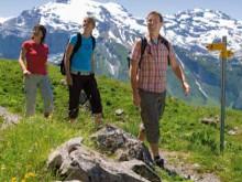 Bergwandern: Sicher über Stock und Stein