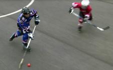 J+S-Kids – Inlinehockey: Lektion 1 «Spielkonzept 1»