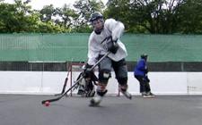 G+S-Kids – Hockey inline: Lezione 2 «Avvicinamento al gioco 2»