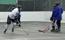 À l'article: J+S-Kids – Hockey inline: Leçon 3 «Initiation»