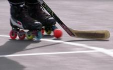 J+S-Kids – Inlinehockey: Lektion 4 «Vom Spiel zum Tore schiessen»