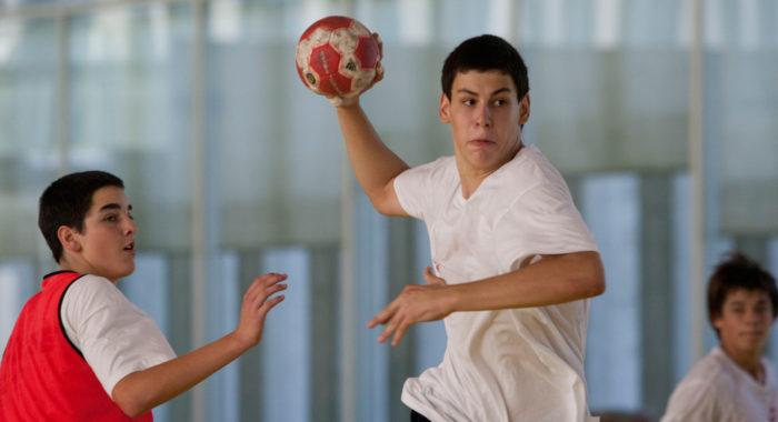 Handball – Werfen: Technische Hinweise