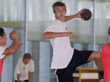 08/2012: Handball