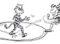 Handball – Torwartübung: Tigerball