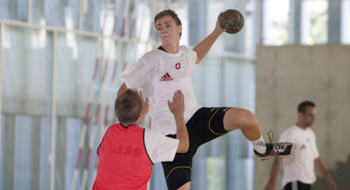 Handball: Rückraum