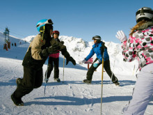 Campi di sport sulla neve – Insegnamento: Variato e strutturato