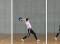 Leichtathletik – Grundlagenübungen: Frontalwurf beidarmig