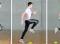 Leichtathletik – Grundlagenübungen: Kniehebelauf