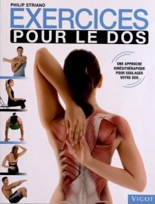 Médiathèque: Exercices pour le dos