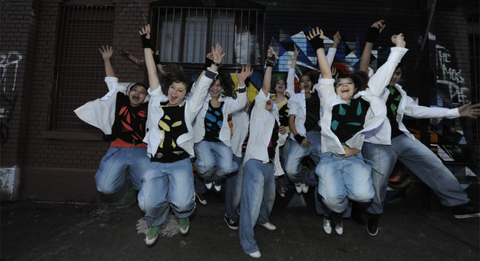 La danse fait école: Structure et propositions d'une leçon